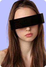 Mit der Papa- razzi-Brille kann jeder wie ein scheuer Promi ausssehen